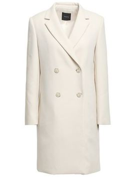 double-breasted-twill-coat by theory