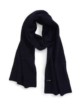 varscaf-cotton-blend-scarf by ted-baker-london