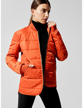 Unisex Padded Liner Jacket by Y 3