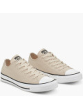 Chuck Taylor All Star Renew Canvas Low Top Natural by Converse