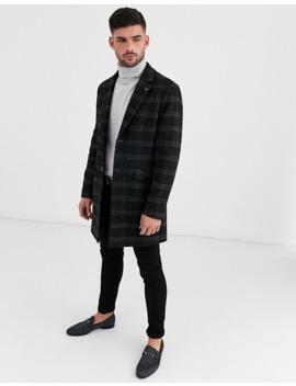 burton-menswear-wool-overcoat-in-charcoal by burton-menswear-london