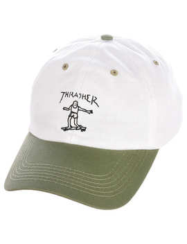 Gonz Old Timer Dad Casquette by Thrasher