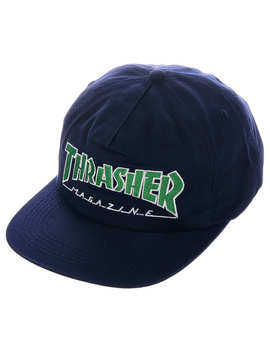 Outlined Snapback Casquette by Thrasher