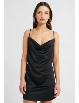 cowl-cami-dress---sukienka-koktajlowa by missguided-petite