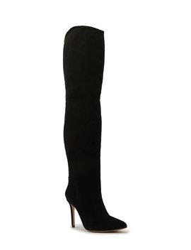 anamaria-suede-over-the-knee-stiletto-boots by schutz