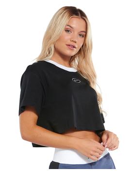 nike-womens-swoosh-t-shirt by nike