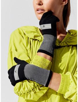 Run Gloves Knit by Adidas By Stella Mccartney
