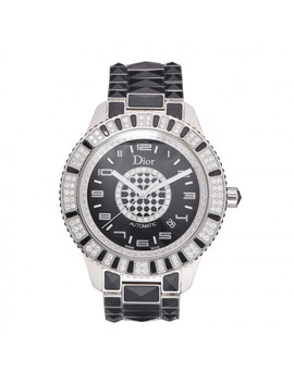 christian-dior-ceramic-diamond-42mm-dior-christal-chronograph-automatic-watch by christian-dior