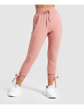 Ark High Waisted Joggers by Gymshark