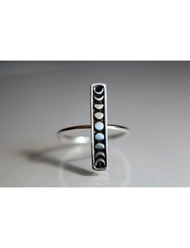 925-silver-fashion-total-lunar-eclipse-ring-unisex-party-jewelry-wholesale-6-10 by unbranded