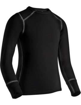 coldpruf-youth-quest-performance-crew-base-layer-shirt by coldpruf