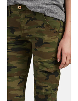 the-vincent-camouflage-print-cotton-blend-cargo-pants by nsf