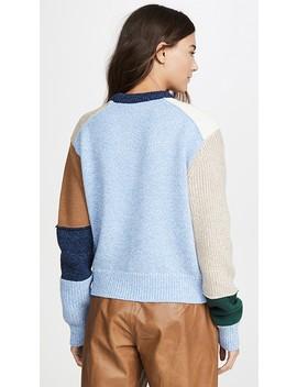 wool-patchwork-crew by alexachung