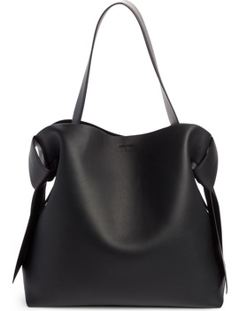 midi-musubi-leather-bag by acne-studios