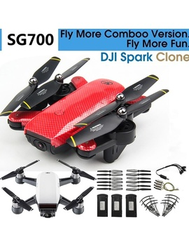 2018-newest-style-rc-drone-dji-spark-clone-sg700-24g-fpv-with-v-sigh-gesture-auto-photograph-function-and-optical-follow-mode-with-2mp-wide-angle-hd-wifi-camera-rc-helicopter-quadcopter-toy- by wish
