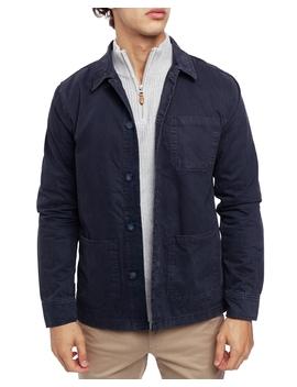 henri-shirt-jacket-64-blue by morris