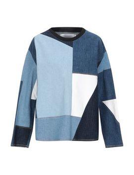 jeanshemd by victoria,-victoria-beckham