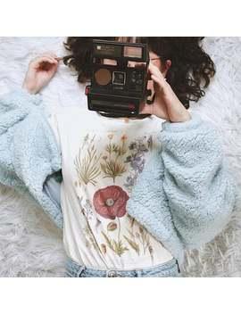 botanico-floreale-grafico-comfort-avorio-colori-tee,-t-shirt-alla-moda by etsy