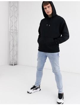 asos-design-oversized-hoodie-2-pack-black-_-grey-marl by asos-design