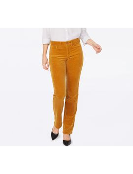 nydj-marilyn-straight-leg-corduroy-jeans by denim,-add-texture-to-your-outfit-with-corduroy-jeans-from-nydj