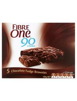 chocolate-fudge-brownies-5-pack by fibre-one