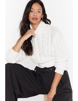 knit-back-cable-knit-sweater by nasty-gal