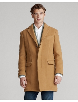 polo-soft-wool-blend-topcoat by ralph-lauren