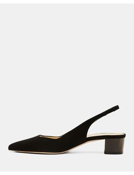 Suede Slingback by Theory