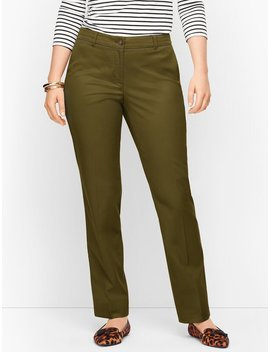 Full Length Chinos   Curvy Fit Full Length Chinos   Curvy Fit by Talbots