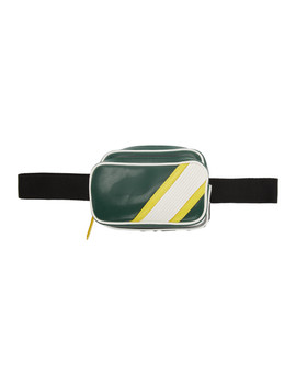 green-reverse-logo-bum-bag by givenchy