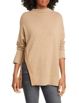 vida-funnel-neck-cashmere-sweater by brochu-walker