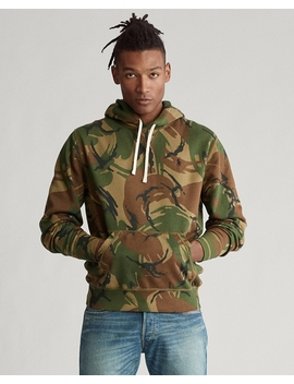 camo-fleece-hoodie by ralph-lauren