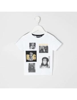 mini-boys-notorious-big-print-t-shirt by river-island