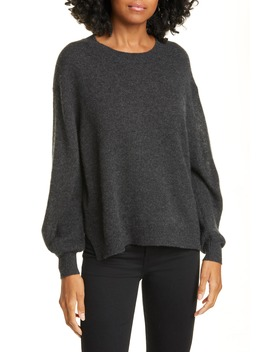 deslain-crewneck-cashmere-sweater by brochu-walker