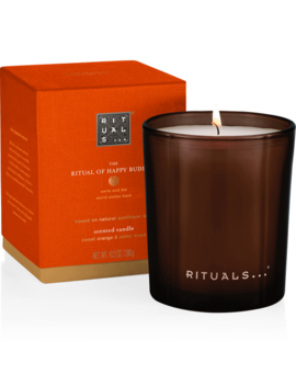 The Ritual Of Happy Buddha   Scented Candle by Rituals