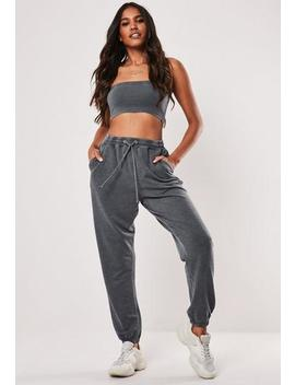 grey-washed-oversized-90s-joggers by missguided