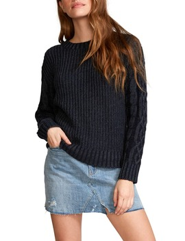 ember-cable-sleeve-sweater by rvca