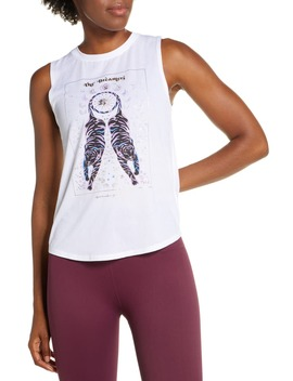 dreamers-graphic-muscle-tank by spiritual-gangster