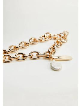 combined-pendants-bracelet by mango