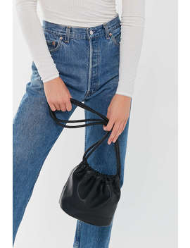 luce-drawstring-bucket-bag by urban-outfitters