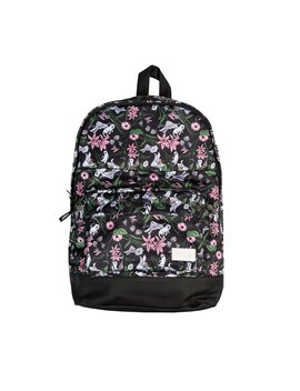 Flower Nerm Backpack (Black) by Ripndip