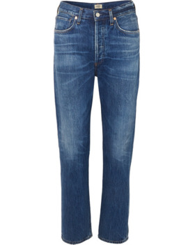 charlotte-high-rise-straight-leg-jeans by citizens-of-humanity