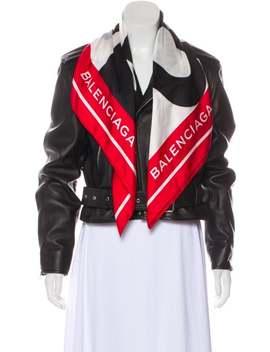2018-leather-jacket-w_-tags by balenciaga