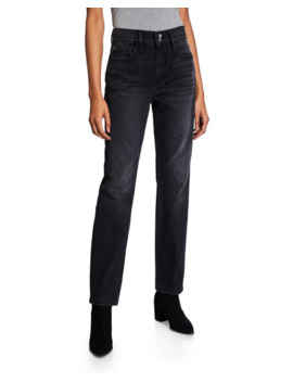 heritage-sylvie-slender-straight-jeans by frame