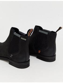 superdry-meteora-suede-chelsea-boots-in-black by superdry