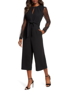 alina-long-sleeve-open-back-jumpsuit by adelyn-rae