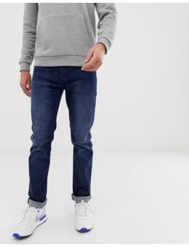boss-delaware-slim-fit-jeans-in-mid-wash by boss
