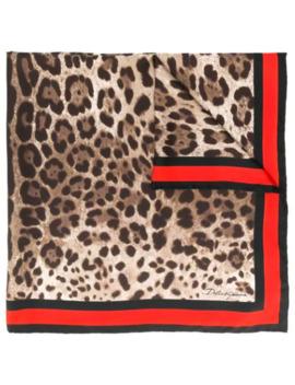 foulard-leopardato by dolce-&-gabbana