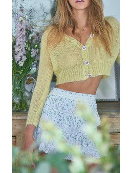 bara-cotton-floral-mini-skirt by loveshackfancy