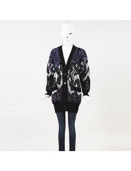 missoni-printed-knit-cardigan-unisex-sz-m by missoni